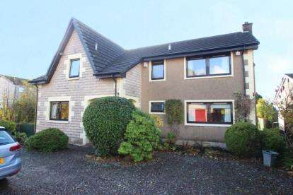 5 Bedrooms Detached House for sale in Peel Street, Cardross