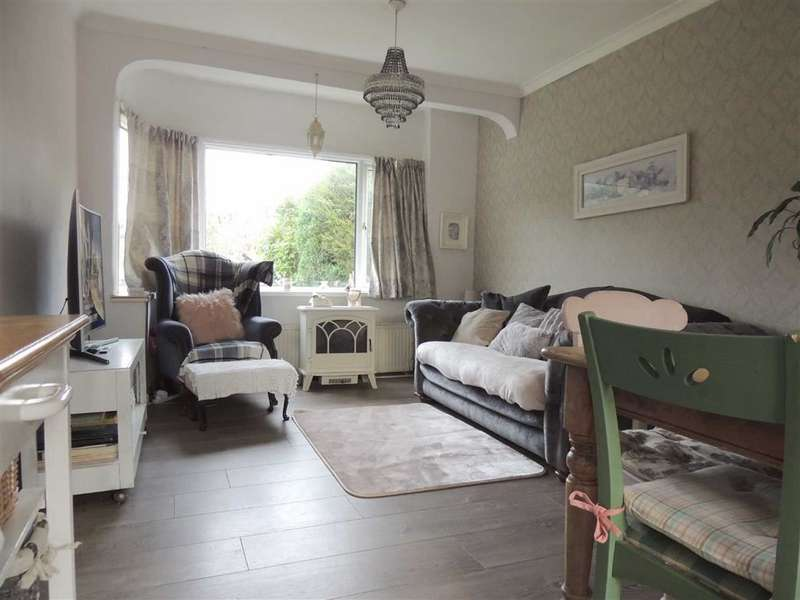 3 Bedrooms Semi Detached House for sale in Villdale Avenue, Offerton, Stockport