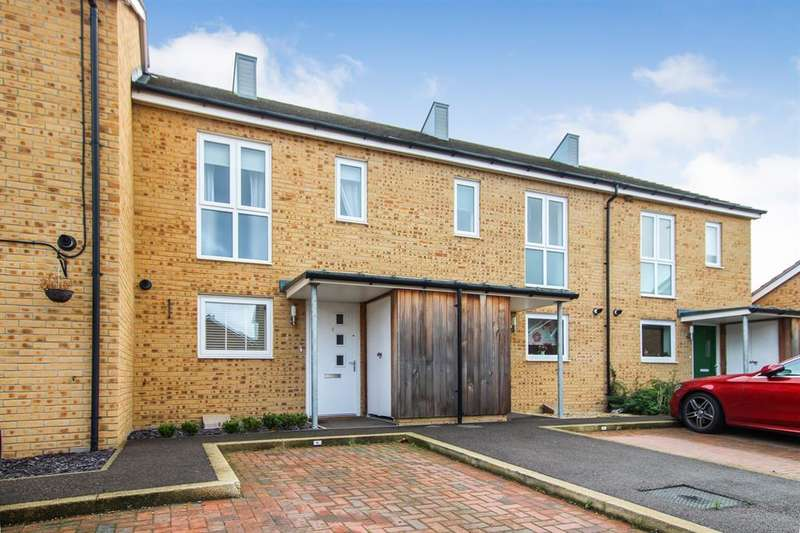 2 Bedrooms Terraced House for sale in TWO BEDROOM SHARED OWNERSHIP IN BERRYFIELDS, AYLESBURY