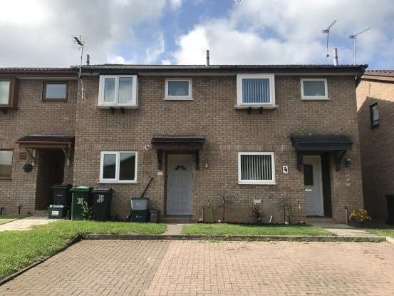 2 Bedrooms Terraced House for sale in Browning Close, Chester, Cheshire, CH1 5XD