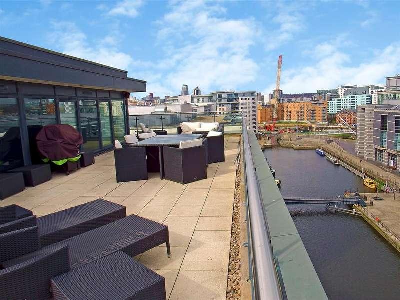2 Bedrooms Penthouse Flat for sale in La Salle, Chadwick Street, Hunslet, Leeds, LS10