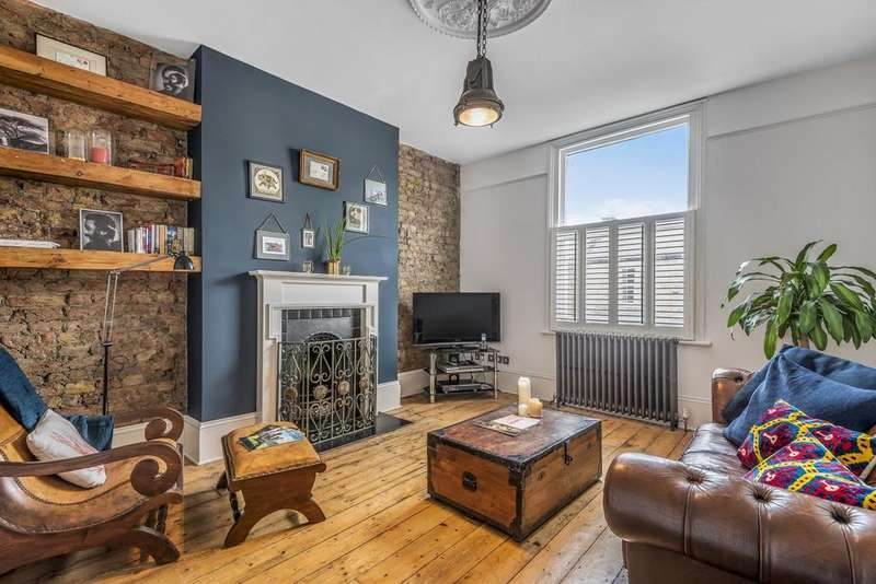 3 Bedrooms Flat for sale in Sudbourne Road, Brixton