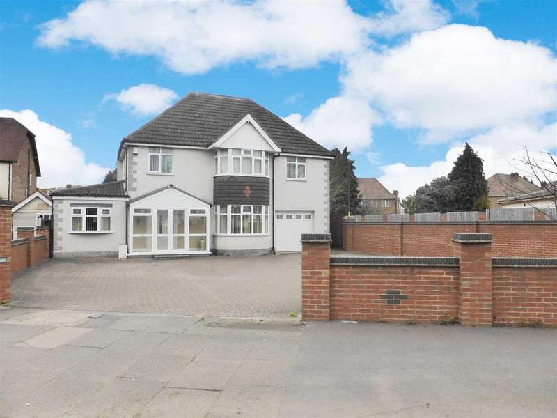 4 Bedrooms Detached House for sale in Coleshill Road, Hodgehill, Birmingham