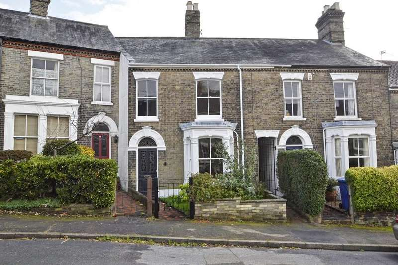 4 Bedrooms Terraced House for sale in South West City, Norwich