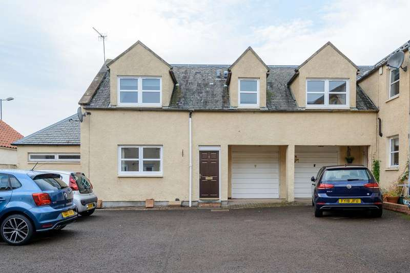 3 Bedrooms End Of Terrace House for sale in Meadowpark Court, Haddington, EH41 4HT