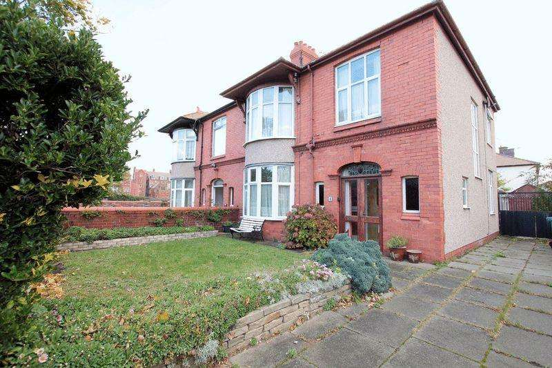 4 Bedrooms Semi Detached House for sale in Bryntirion Avenue, Rhyl