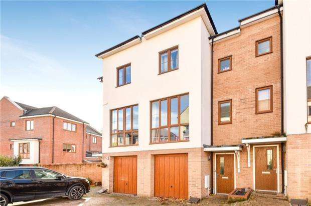 3 Bedrooms Terraced House for sale in Peggs Way, Basingstoke, Hampshire