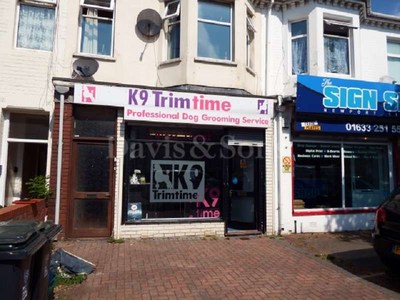 Commercial Property for sale in Caerleon Road, Newport, Gwent. NP19 7BZ