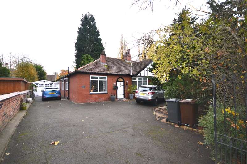 4 Bedrooms Semi Detached Bungalow for sale in 'Tudor Cottage' St Helens Road, Pennington, Leigh