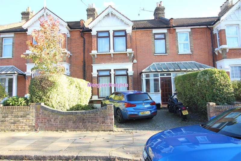 4 Bedrooms Terraced House for sale in Stanhope Gardens, Ilford IG1