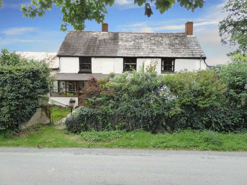 3 Bedrooms Property for sale in Beaworthy, Devon