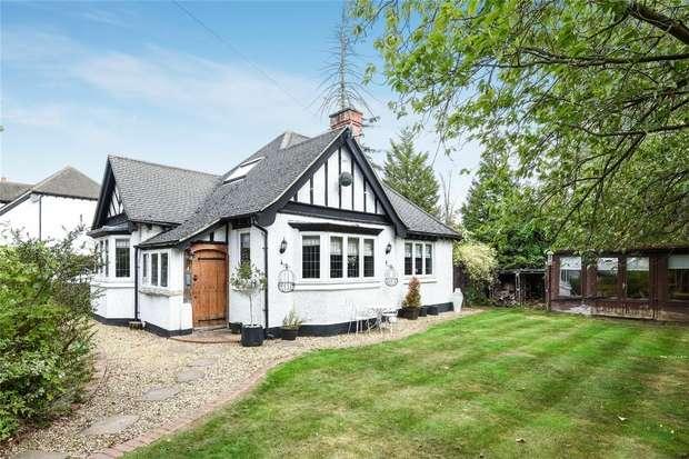 3 Bedrooms Chalet House for sale in Bromham Road, Biddenham, Bedford