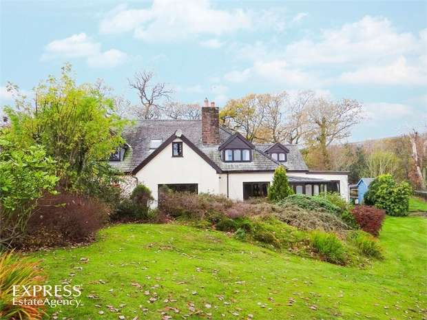 5 Bedrooms Detached House for sale in Wasdale, Seascale, Cumbria
