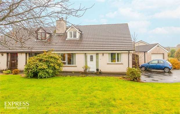 4 Bedrooms Semi Detached House for sale in Woodgrove, Ballymena, County Antrim