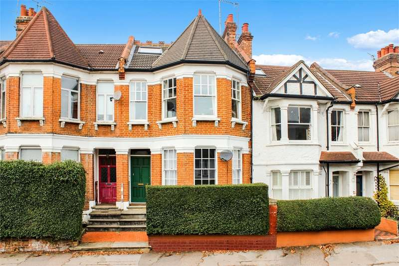 3 Bedrooms Flat for sale in Nightingale Lane, Crouch End, London