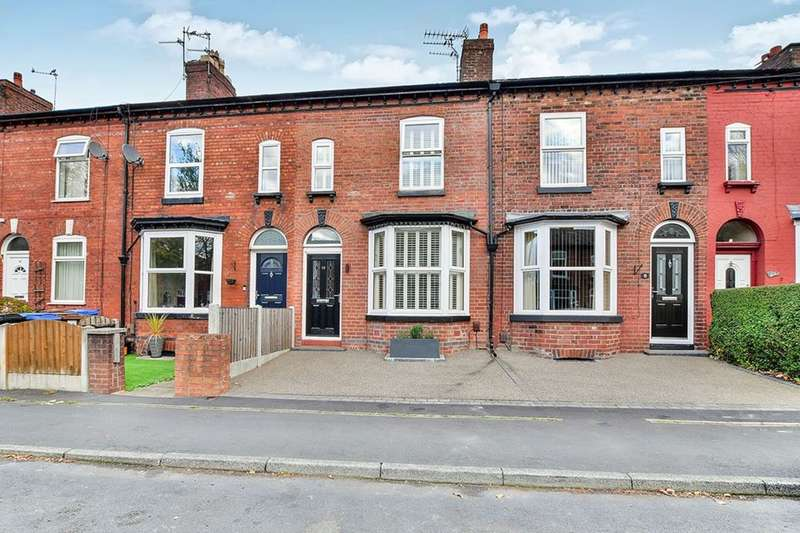 2 Bedrooms Terraced House for sale in Greg Street, South Reddish, Stockport, SK5