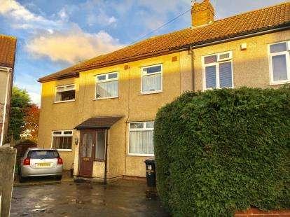 4 Bedrooms End Of Terrace House for sale in Alderney Avenue, Broomhill, Brislington, Bristol