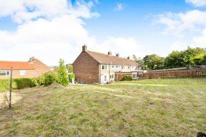 3 Bedrooms End Of Terrace House for sale in Belbrough Close, Hutton Rudby, Yarm