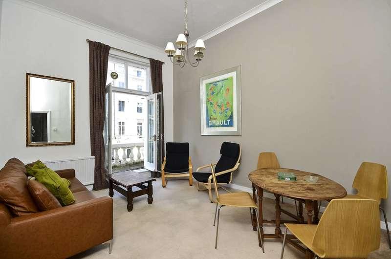 2 Bedrooms Flat for sale in Belgrave Road, Westminster, SW1V