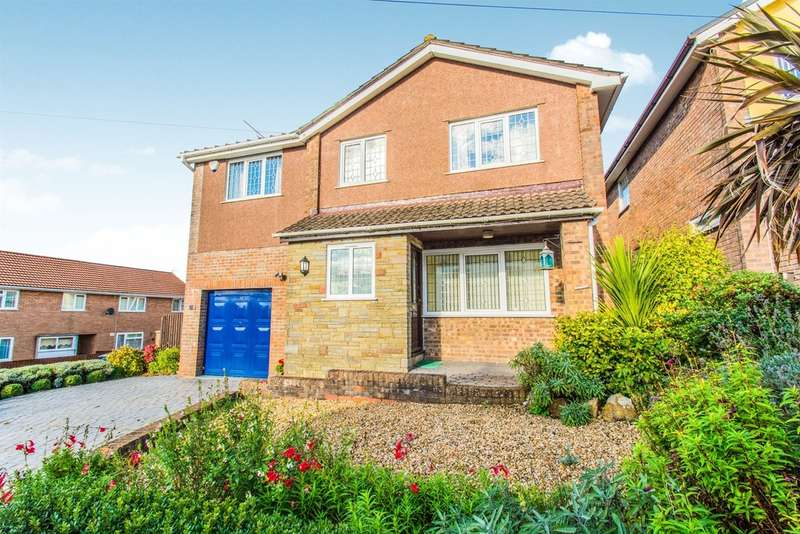 3 Bedrooms Detached House for sale in The Garw, Croesyceiliog, Cwmbran