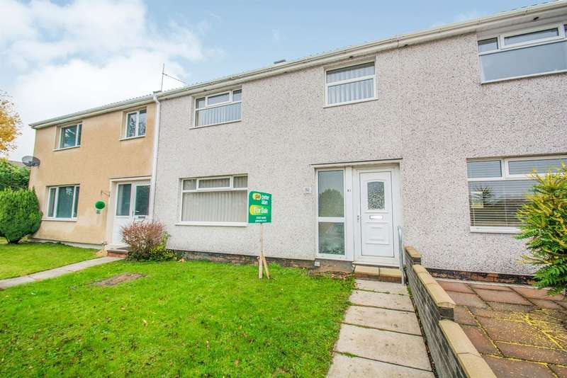 3 Bedrooms Link Detached House for sale in North Road, Croesyceiliog, Cwmbran