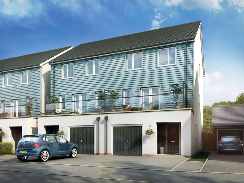 4 Bedrooms Town House for sale in Bessemer Drive, Newport