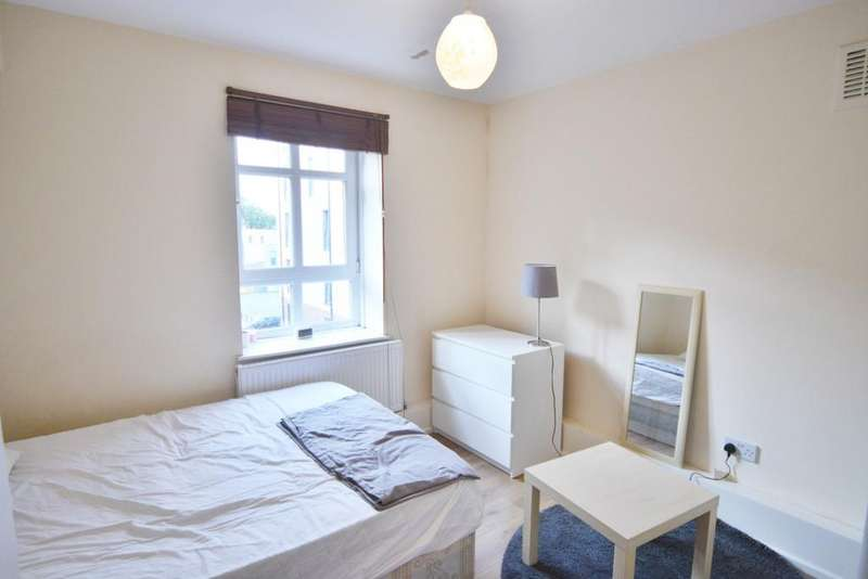 2 Bedrooms Flat for sale in Collent Street, London, E9