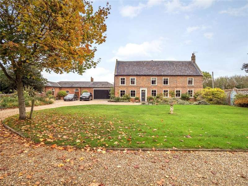 7 Bedrooms Detached House for sale in Purdy Street, Salthouse, Holt, Norfolk