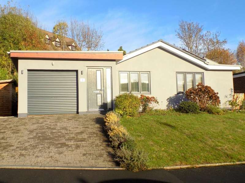 3 Bedrooms Detached Bungalow for sale in Brookfield Road, East Budleigh
