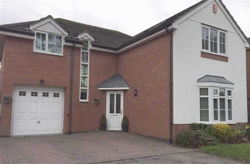 4 Bedrooms Detached House for sale in Twycross Road, Burbage, Leicestershire