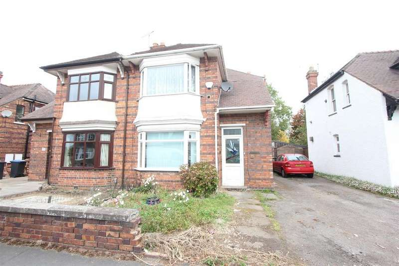 3 Bedrooms Semi Detached House for sale in Forresters Road, Burbage