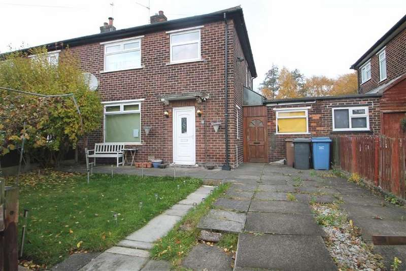 3 Bedrooms Semi Detached House for sale in Cypress Road, Eccles