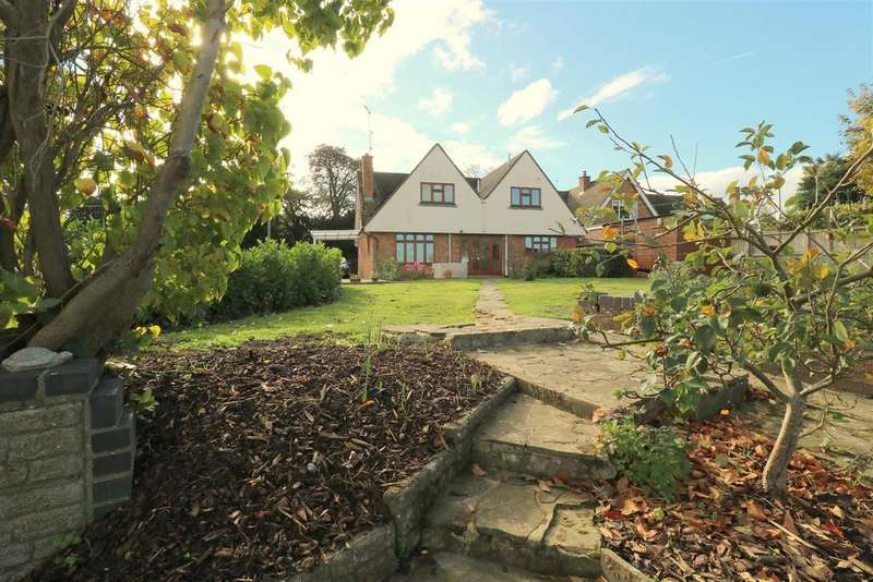 4 Bedrooms Detached House for sale in Norman Hill, Terling, Chelmsford