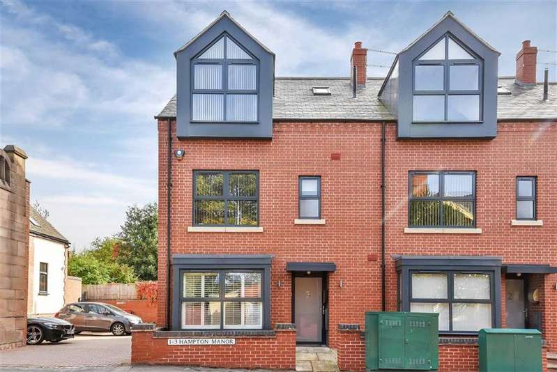 4 Bedrooms Town House for sale in Hampton Street, Lincoln, Lincolnshire