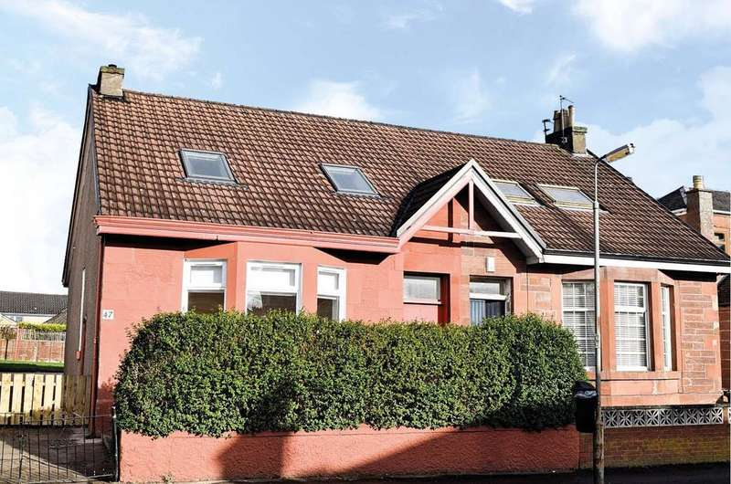 3 Bedrooms Semi Detached House for sale in Easdale Drive, Shettleston , Glasgow, G32