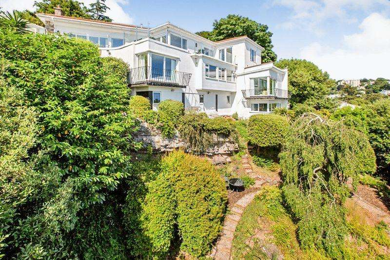 4 Bedrooms Detached House for sale in Braddons Hill Road East, Torquay