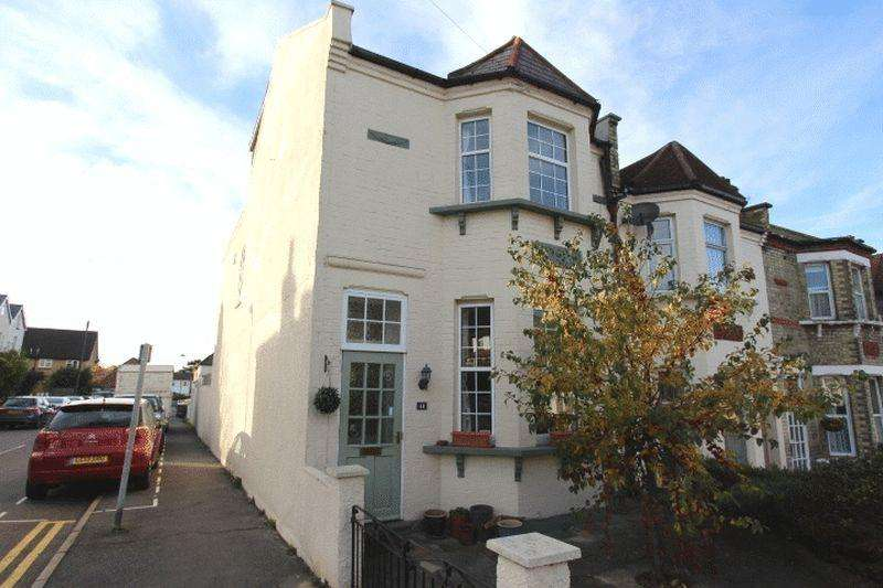 4 Bedrooms Semi Detached House for sale in Carshalton Grove, Sutton