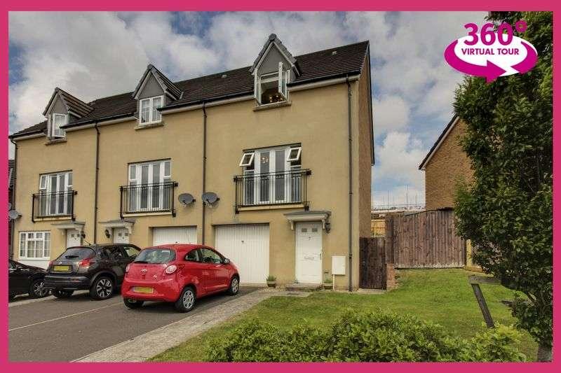 3 Bedrooms Property for sale in Alway Crescent, Newport