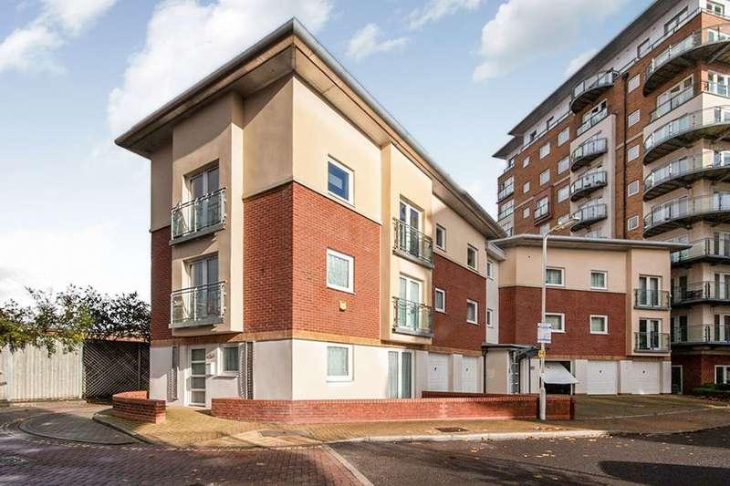 3 Bedrooms Flat for sale in Winterthur Way, Basingstoke, RG21