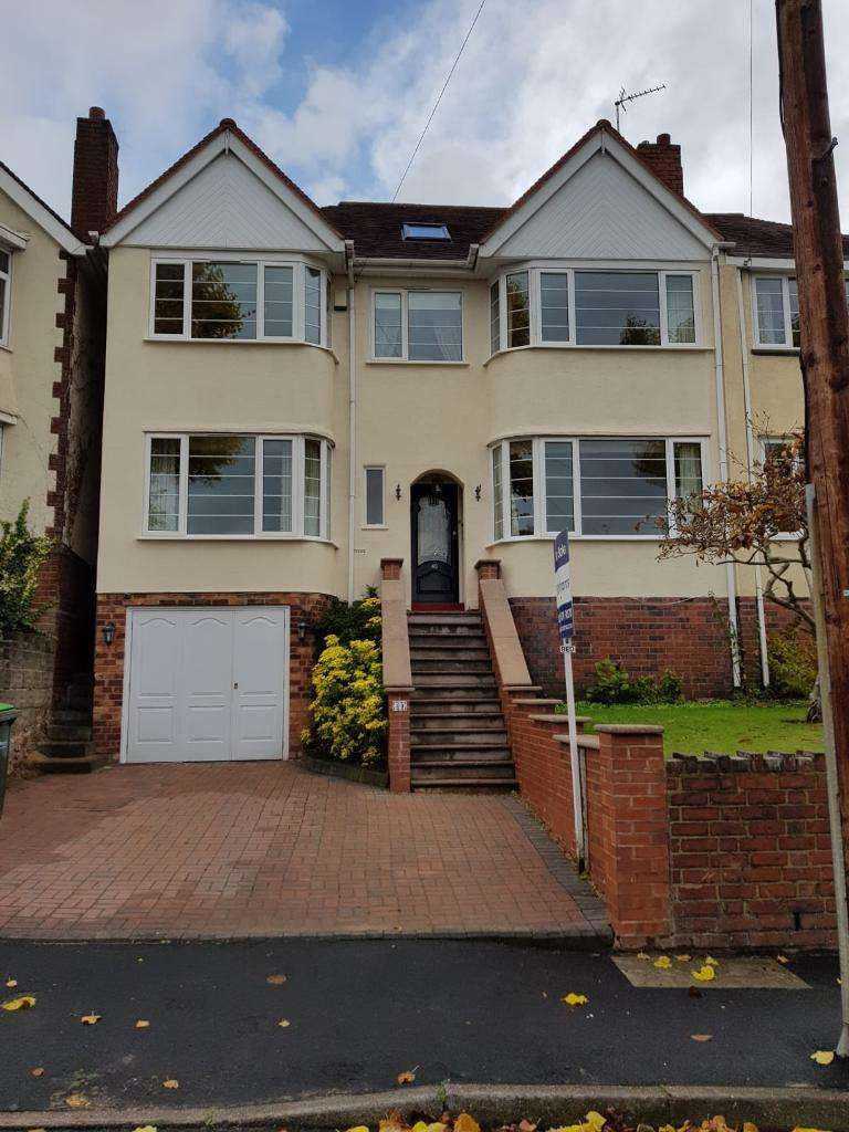 6 Bedrooms Semi Detached House for sale in CHARLEMONT AVENUE, WEST BROMWICH, WEST MIDLANDS, B71 3BZ