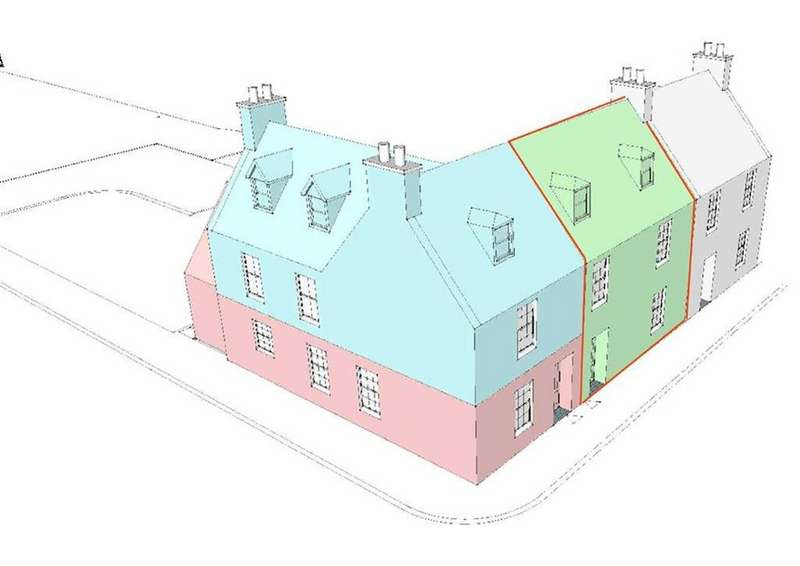 2 Bedrooms Town House for sale in Grantown on Spey