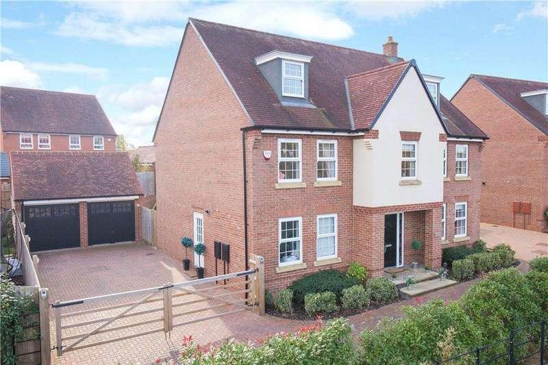 5 Bedrooms Detached House for sale in Edging Lane, Buckingham, Buckinghamshire