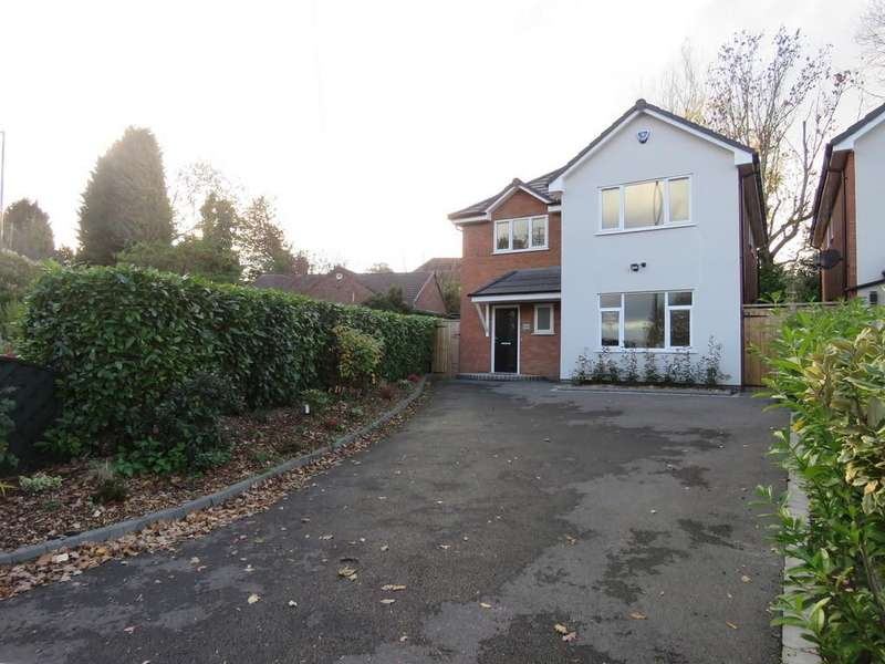 4 Bedrooms Detached House for sale in Redditch Road, Kings Norton