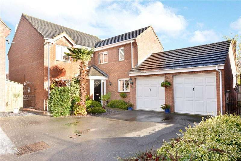 4 Bedrooms Detached House for sale in Water Close, Old Stratford, Milton Keynes, Northamptonshire