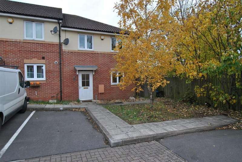 3 Bedrooms End Of Terrace House for sale in Toynbee Road, Knowle, Bristol