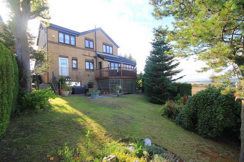 4 Bedrooms Detached House for sale in Turnberry, Ouston, Chester Le Street