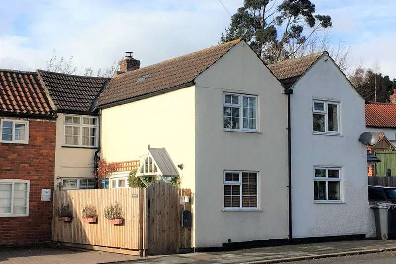 2 Bedrooms Cottage House for sale in Main Road, Upper Broughton
