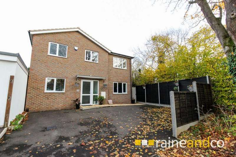 4 Bedrooms Detached House for sale in Park View, Stevenage, SG2