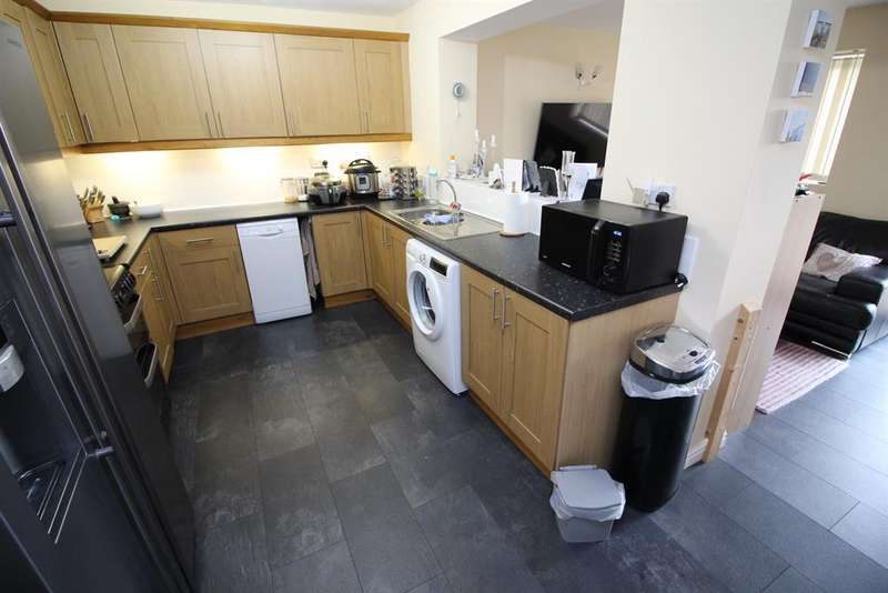 3 Bedrooms End Of Terrace House for sale in Bredon, Yate, Bristol, BS37 8TQ