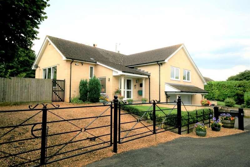 5 Bedrooms Detached House for sale in Wedhampton WILTSHIRE
